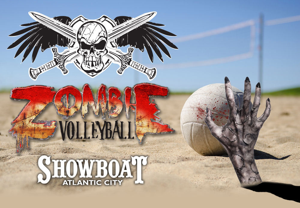 Zombie Volleyball